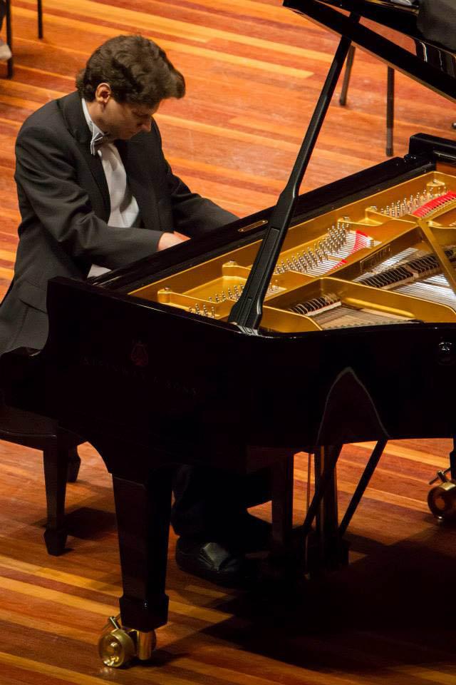 PIANO SOLO | Konstantinos Destounis